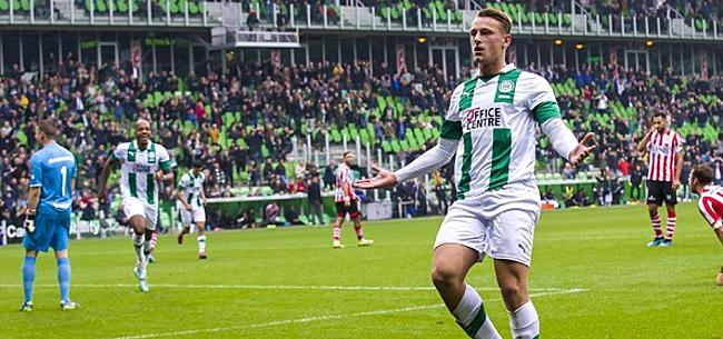 Foto: FC Groningen kiest in Derby van het Noorden voor Sierhuis én Benschop