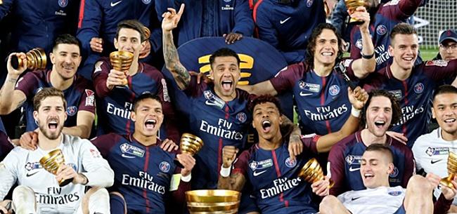 Foto: 'PSG denkt aan ambitieuze dubbelslag'