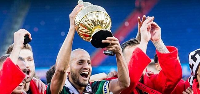 Foto: Keert Karim el Ahmadi spoedig terug in de Eredivisie?