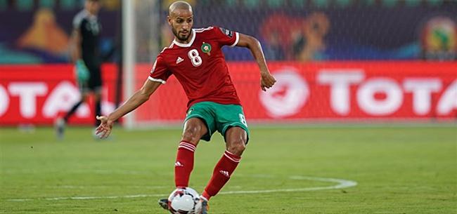 Foto: El Ahmadi over Twente-terugkeer: