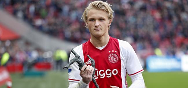 Foto: 'Nieuwe club in de race voor handtekening Dolberg'