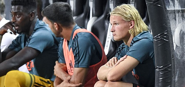Foto: 'Afgeschreven Dolberg kan transfer maken naar verrassende club'