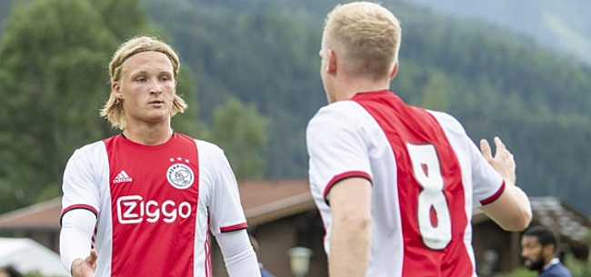 Foto: 'Kasper Dolberg neemt definitief besluit over transfer'