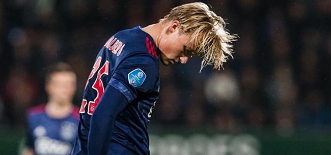 Foto: Belangrijke update in mogelijke transfer Dolberg naar Dortmund