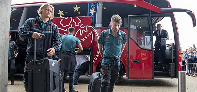 Foto: 'Ajax en Dolberg vrijwel akkoord: transfersom lekt uit'