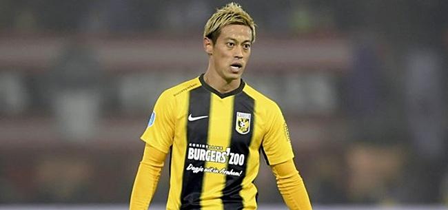 Foto: Keisuke Honda heeft nieuwe club te pakken na bizar Vitesse-echec