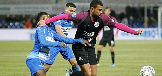 Foto: FC Utrecht worstelt zich bij debuut Zoet niet langs PEC