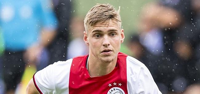 Foto: Ajax-parel heeft plan:
