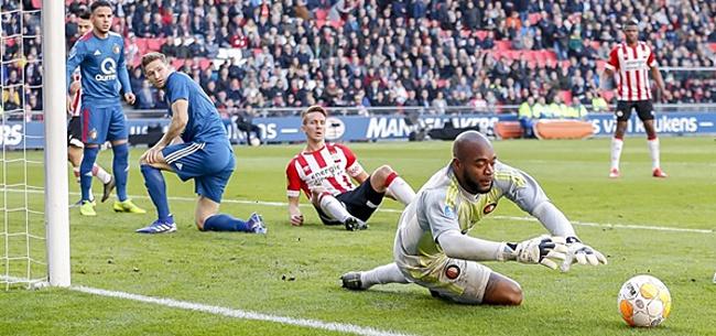Foto: Vermeer: 'Ik heb nog niets van Feyenoord gehoord'