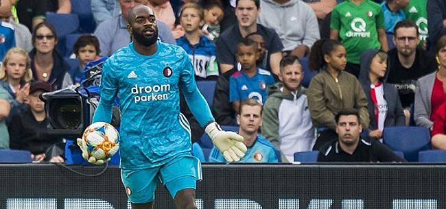 Foto: Stam bevestigt: Vermeer eerste keeper bij Feyenoord