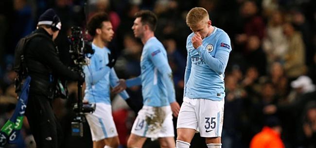 Foto: Manchester City maakt zich zorgen om geblesseerde De Bruyne