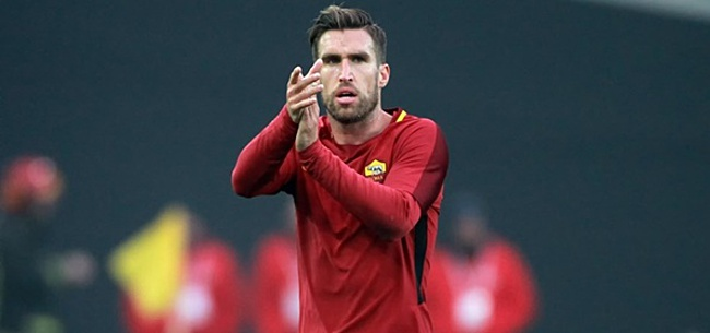 Foto: Roma-coach over vertrek Strootman: