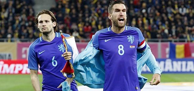 Foto: Blind countert kritiek: 'Zo is Frankrijk wereldkampioen geworden'