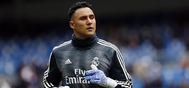 Foto: 'Navas stelt torenhoge eisen voor vertrek bij Real Madrid'