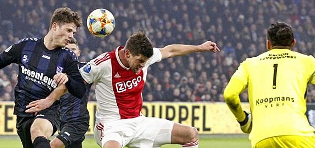 Foto: Ajax-aankoop reageert op geruchten: