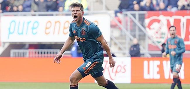 Foto: 'Waarom zou levensgevaarlijke Huntelaar stoppen met voetballen?'