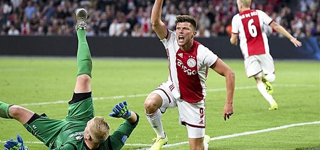 Foto: Huntelaar vergelijkt Ajax met Oranje 2010: 'De beste teams'