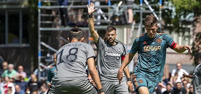 Foto: Ajax-fans klagen massaal: 'Wie heeft dit bedacht?'