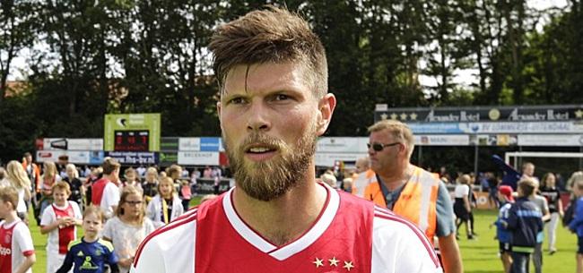 Foto: Huntelaar over Nouri: