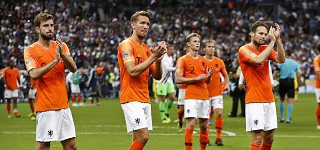 Foto: FIFA-ranking: Frankrijk en België zorgen voor unicum, Oranje houdt stand