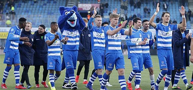 Foto: PEC Zwolle-smaakmakers willen wel met Stam mee naar Feyenoord