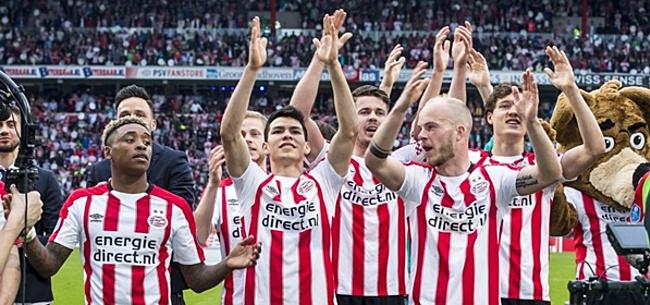 Foto: 'PSV jaagt net als grote Europese clubs op toptalent'