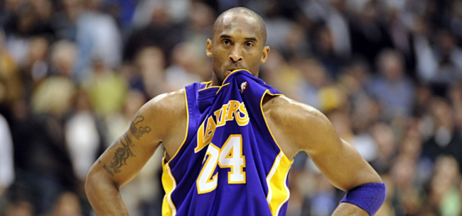 Foto: Kobe Bryant blijkt 'megafan' van Nederlander