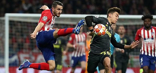 Foto: 'Atlético Madrid zoekt vervanger Griezmann in Italië'