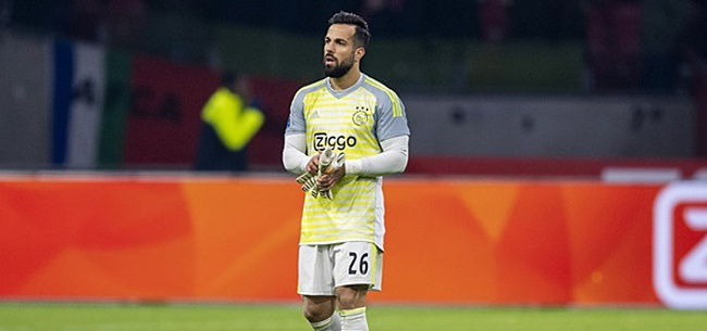 Foto: 'Nóg een Eredivisieclub meldt zich bij Ajax voor Kostas Lamprou'