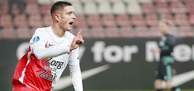 Foto: FC Utrecht bezorgt ADO en Pardew harde tik