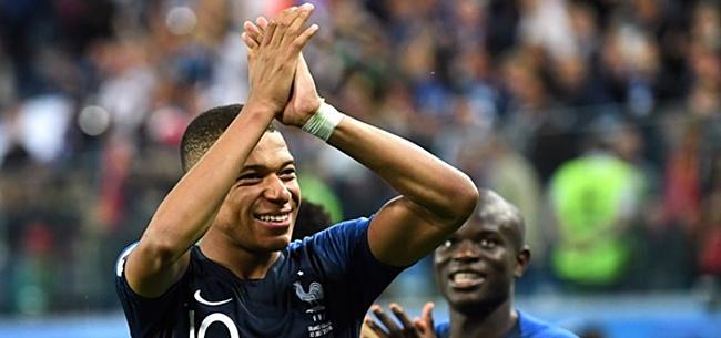 Foto: Mbappé wint aan populariteit door ontzettend vrijgevige actie