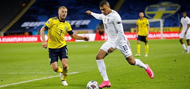 Foto: België, Frankrijk en Portugal winnen in Nations League