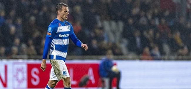 Foto: OFFICIEEL: Nieuwpoort maakt transfer en blijft ondanks degradatie in Eredivisie