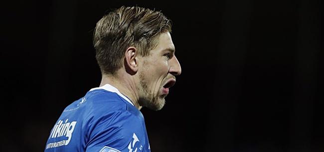 Foto: Unnerstall: 'Volgend seizoen basisspeler bij PSV'