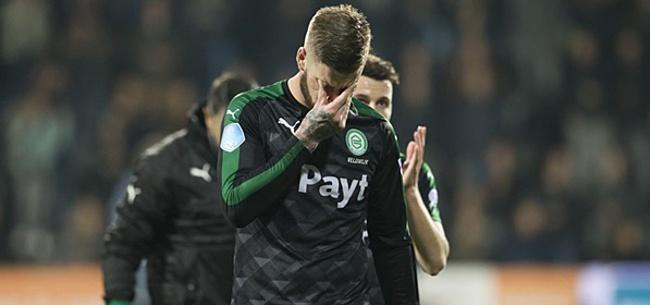 Foto: 'Groningen-spelers ergeren zich aan vrijetijdsbesteding Veldwijk'