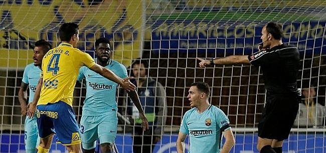 Foto: Valverde geeft scheidsrechter de schuld: