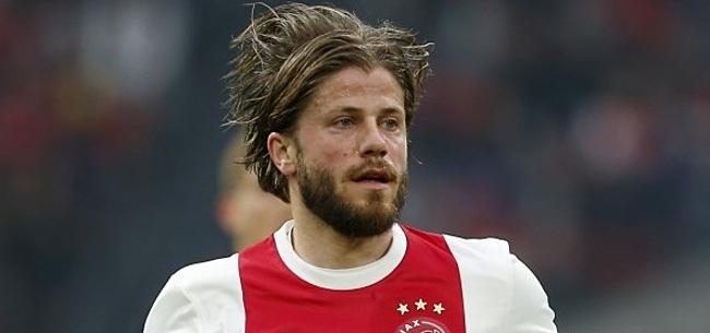 Foto: Schöne wacht op Ajax voor duidelijkheid over toekomst