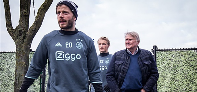Foto: 'Ajax-aanwinst heeft wel iets weg van een jonge Clarence Seedorf'