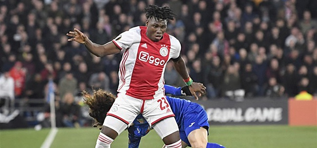 Foto: Transfer binnen Eredivisie voor Ajax-spits Lassina Traoré?