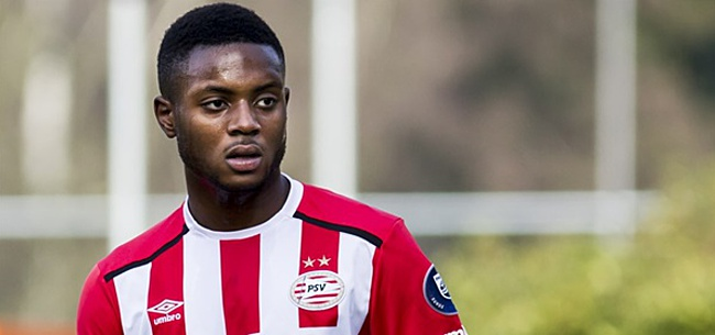 Foto: Bij PSV vertrokken toptalent belandt wellicht bij Fortuna Sittard