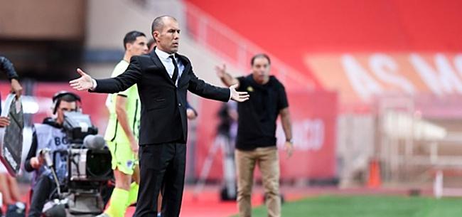 Foto: AS Monaco stuurt trainer Leonardo Jardim de laan uit
