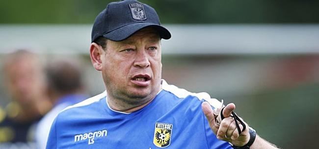 Foto: De 11 namen bij Heerenveen en Vitesse: laatste kans voor Slutsky?