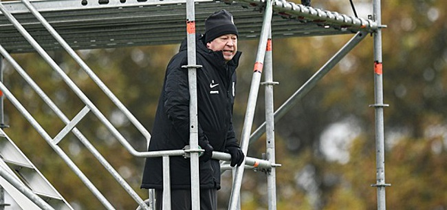 Foto: 'Bekritiseerde Slutsky voert veranderingen door bij Vitesse'