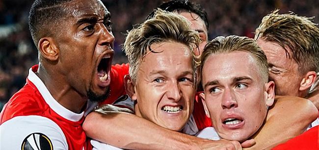 Foto: Derksen haalt uit naar Feyenoorder: