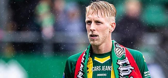 Foto: Immers furieus tegen Ajax: