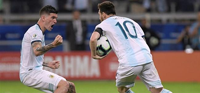 Foto: Argentinië lijdt wéér puntenverlies, druk er nu vol op