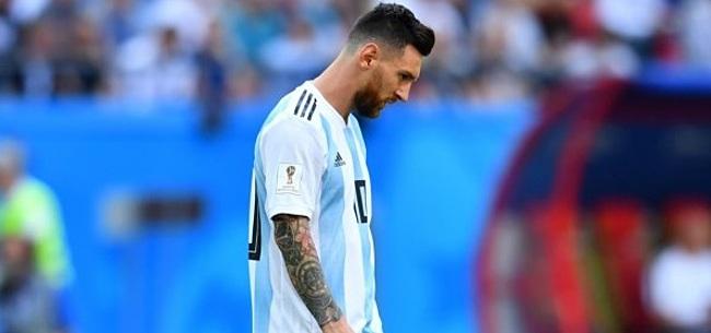 Foto: Groot nieuws vanuit Argentinië: Messi is terug