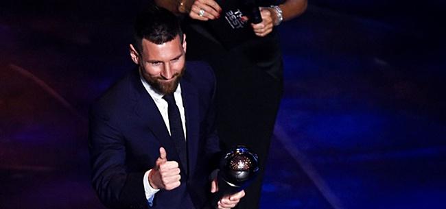 Foto: Nederlands bedrijf sleept Messi voor de rechter om miljoenencontract