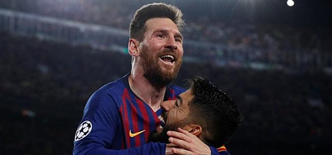 Foto: 'Messi ziet twee opties bij vertrek uit Barcelona'