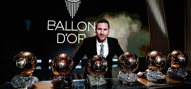 Foto: 'Messi troeft Ronaldo af, maar grijpt zege in Forbes-lijst mis'